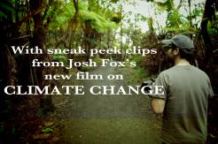 climate change josh fox