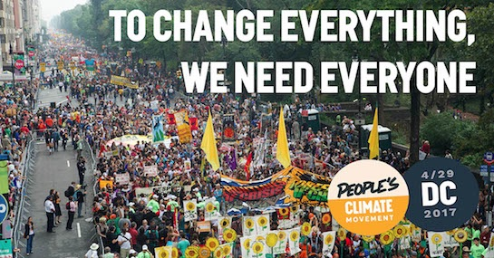 Climate March 17