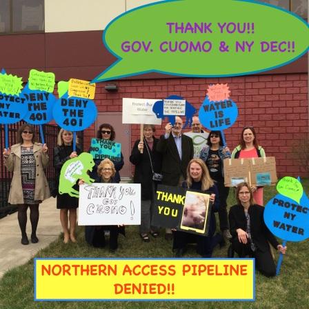 Pipeline denied image