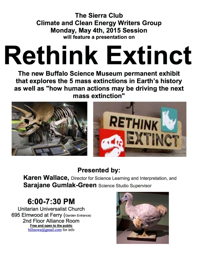rethink extinct