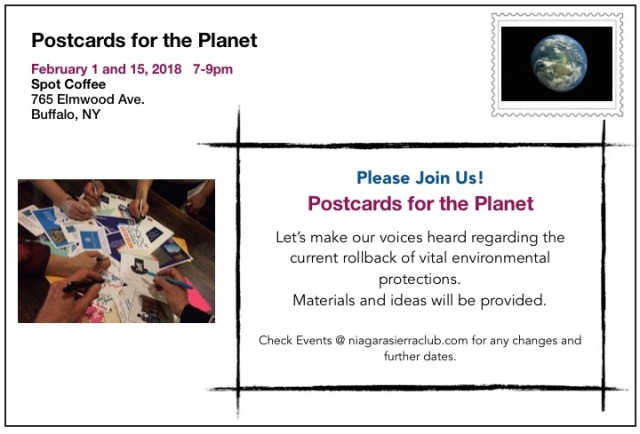 Postcards for Planet