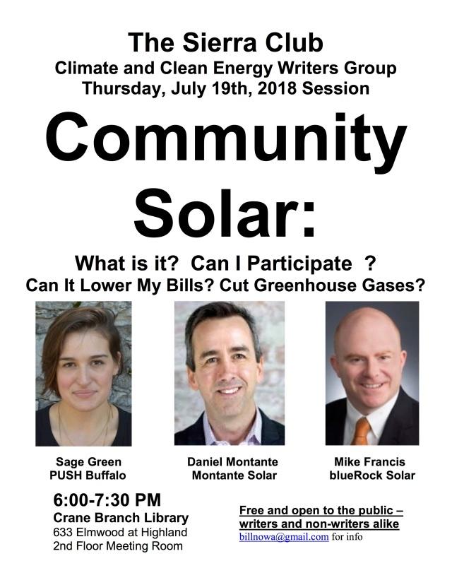 2018 07 19 Community Solar